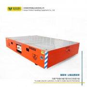 6吨自动化机械轨道平车plc编程控制轨道运输车